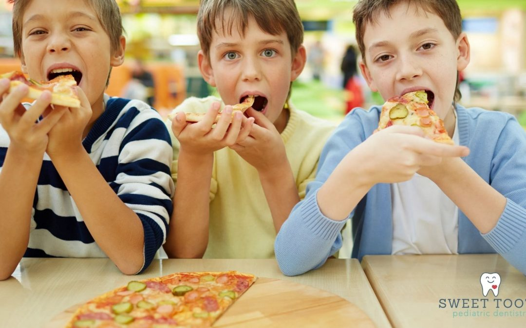 Healthy Foods To Prevent Tooth Decay In Kids
