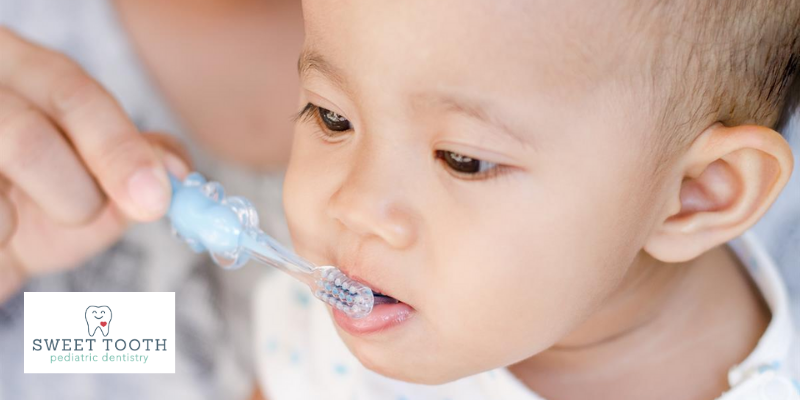 Milk Teeth Care — Is It Important For The Oral Health Of Toddlers.