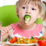 Feed Them Healthy Foods