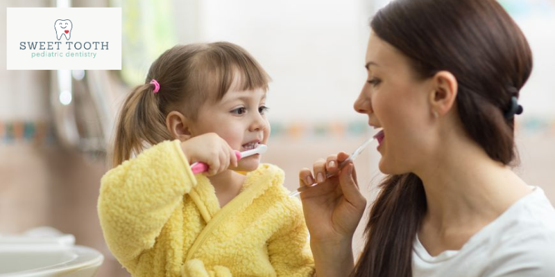 How to Teach Children to Take Care Of Their Teeth